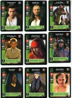 Battle of Naboo Complete Set (no foils)