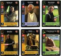 Enhanced Menace of Darth Maul Complete Set