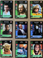 Duel of Fates Complete Set