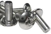 Stainless Steel 1/4-in Truss Head AN526-6-32 Screws | Brown Aircraft Supply