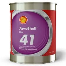 Aeroshell 41 Mineral Oil Based Brake & Hydraulic Fluid | Brown Aircraft Supply