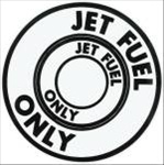 BA-101 Jet Fuel Decal