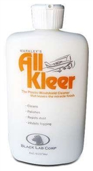 All Kleer Plastic Windshield Cleaner & Polish for Small Planes | Brown Aircraft Supply