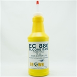 EC-880 16oz Silicone Base Tube Talc for Aircrafts | Brown Aircraft Supply