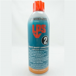 LPS-2 Heavy Duty Lubricant 11oz Can for Aircrafts | Brown Aircraft Supply