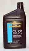Aero Shell W100 Mineral Oil for Aircraft | Brown Aircraft Supply