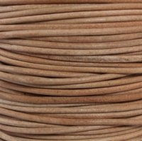 1.5mm Natural Leather Spool