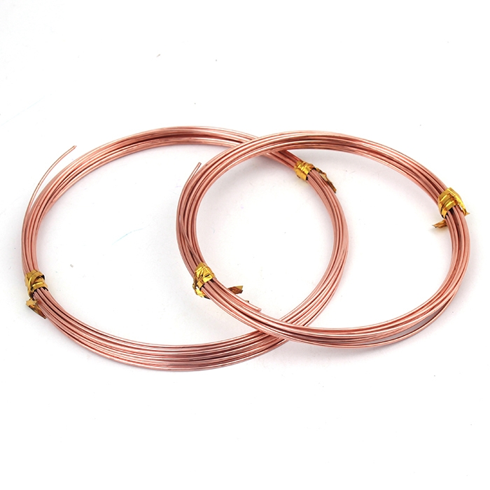 14 Gauge Bare Copper Wire