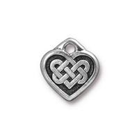 TierraCast Small Celtic Heart