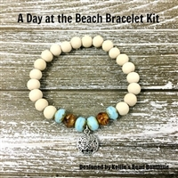 A Day at the Beach Bracelet Kit
