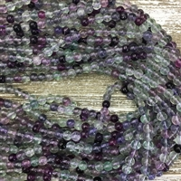 6mm Fluorite Strands
