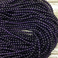 6mm Amethyst Strands