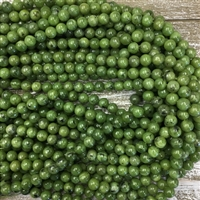 8mm BC Jade Strands