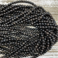 6mm Astrophyllite Strands