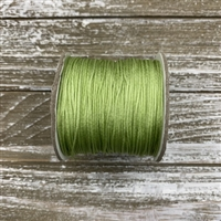 Chinese Knotting Cord .8mm Chartreuse