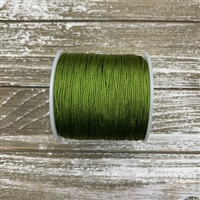 Chinese Knotting Cord .8mm Olive Drab