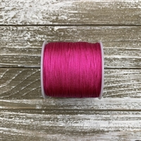 Chinese Knotting Cord .8mm Red Violet
