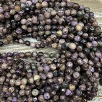 8-9mm Charoite Nugget Strands