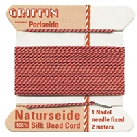 Griffen Silk Cord Coral