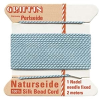 Griffen Silk Cord Turquoise