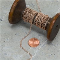 2mm x 1mm Petite Cable Chain