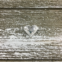Flat Heart Magnetic Clasp