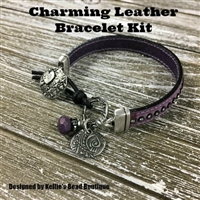 Charming Leather Bracelet Kit