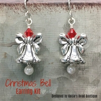 Christmas Bell Earring Kit