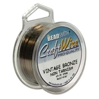 Craft Wire - Vintage Bronze