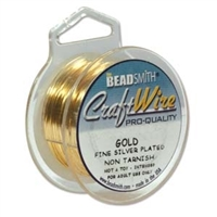 Craft Wire - Gold