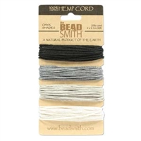 Hemp Cord - 20lb test - Onyx Shades