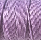 3 Ply Irish Waxed Linen - Lavender
