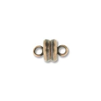 Antique Copper 6mm Magnetic Clasp