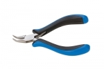 "5"" Bent Chain Nose Plier"