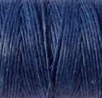 3 Ply Irish Waxed Linen - Royal Blue