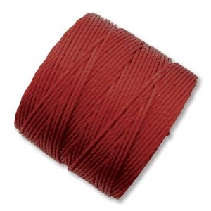 S-Lon Cording - Dark Red