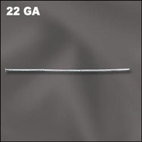Sterling Silver Headpin - 40MM - 1.5""