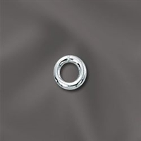 Sterling Silver Jump Ring Open