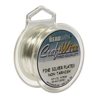 Craft Wire - Silver Plated