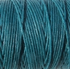 3 Ply Irish Waxed Linen - Teal