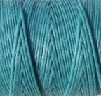 3 Ply Irish Waxed Linen - Turquoise