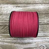 3mm Vegan Suede Cording