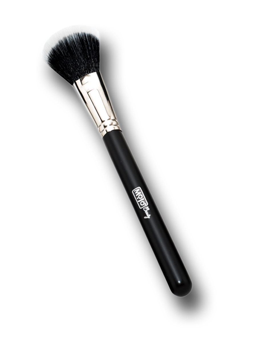 Duo Fiber Powder Blush Makeup Brush F1 Stippling