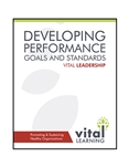 Developing Performance goals and Standards Participant Workbook