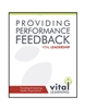 Providing Performance Feedback Workbook