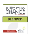 Supporting Change Blended