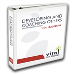 Developing and Coaching Others Senior Manager Version Facilitator Guide