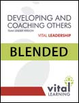 Developing and Coaching Others Team Leader Blended