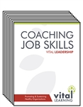 Vital Leadership Essentials Skills Participant Workbook Package