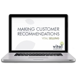 Making Customer Recommendations eLearning